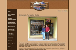 The Leatherworks Website