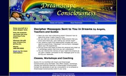Dreamscape Consciousness Website